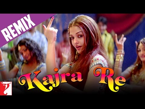 Kajra Re - Bunty Aur Babli - YRF Remix Video
