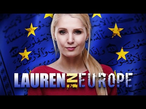 Lauren Southern in Europe: Her journey begins!