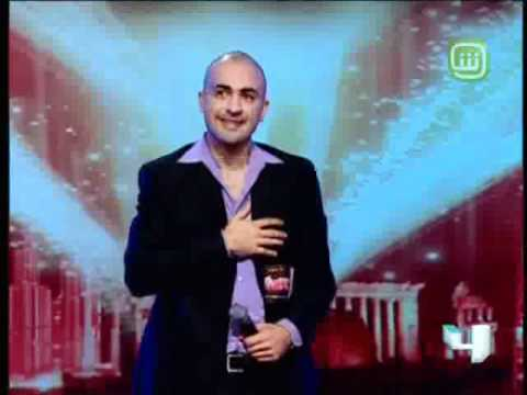 Arabs Got Talent - Ep3 - Johnny Madness