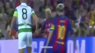 Resumen FC Barcelona Vs Celtic 7-0 Todos Los Goles UEFA Champions League 13-09-2016 HD