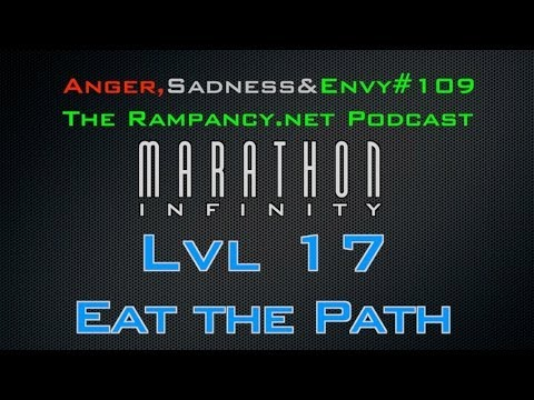 ASE Ep. 109 Marathon Infinity lvl 17 Eat the Path