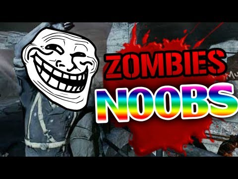 Call of Duty Black Ops Zombies – Der Reise – Random Noobs
