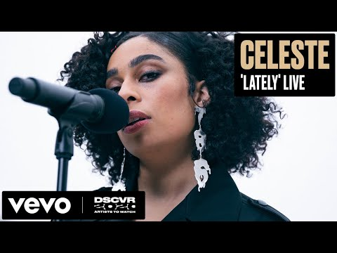 Celeste - Lately (Live) | Vevo DSCVR Artists to Watch 2020