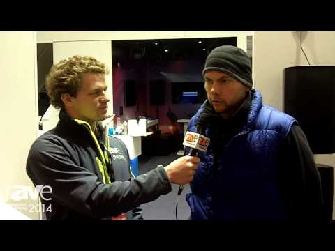 ISE 2014: Russ Talks with Dale of QSC