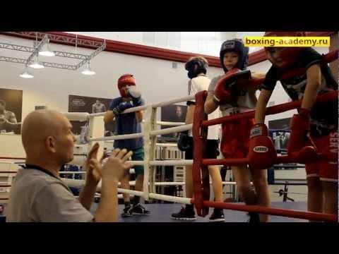 Секция бокса для детей