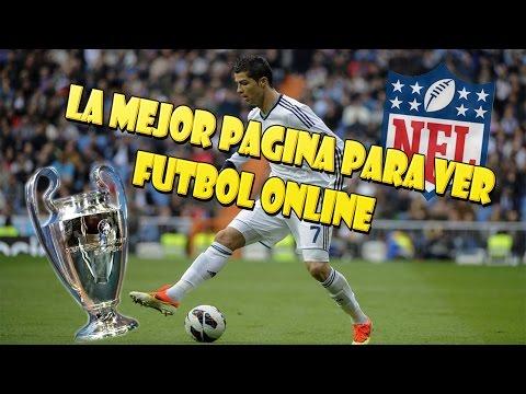 La mejor pagina para ver futbol online HD