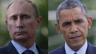 Russia mocks President Obama with