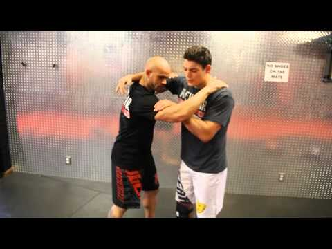 Muay Thai Technique of the Week - Clinch to Knee | MMA Training Revgear Image 1