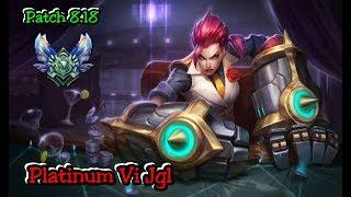 Diamond Vi Jgl Ranked   Season 8 Patch 8.18   League of Legends