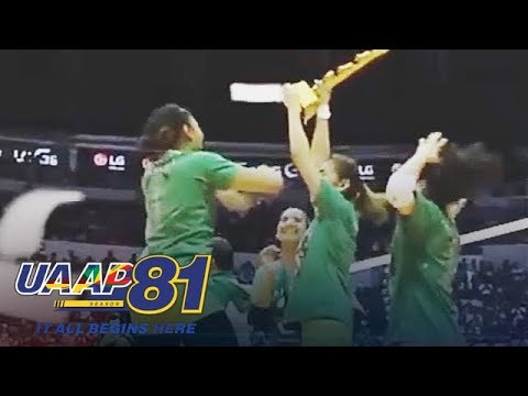DLSU Lady Spikers UAAP 81 Primer: Aiming for History