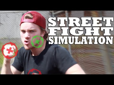 Virtual Street Fight Simulator | Real Fight Training Image 1