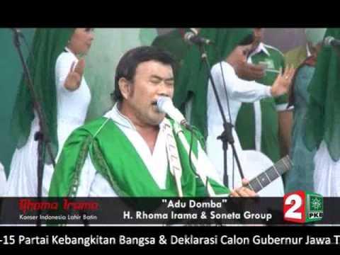 Konser Indonesia Lahir Batin bersama Rhoma Irama & Soneta Group (Part 1)
