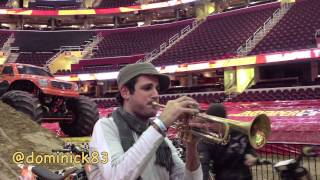 Clifford Brown, Monster Trucks, Dominick Farinacci, at the Q Arena