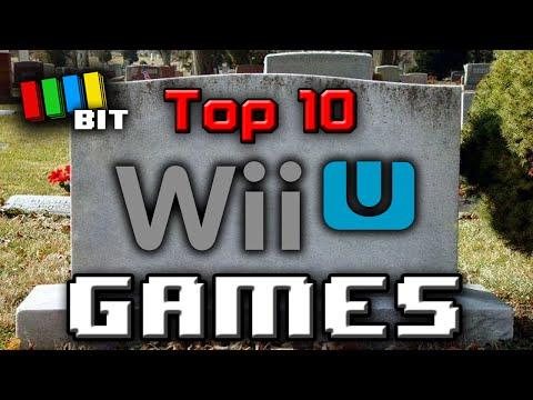 Top 10 Wii U Games EVER! [2016]