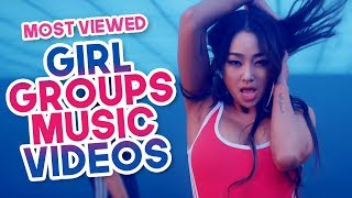 Download Lagu MOST VIEWED GIRL GROUPS & FEMALE IDOLS MUSIC VIDEOS OF 2018 (MAY) Gratis STAFABAND