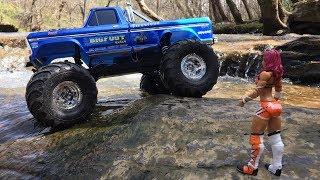 Traxxas BIGFOOT. Monster Truck Friday. Episode 29.