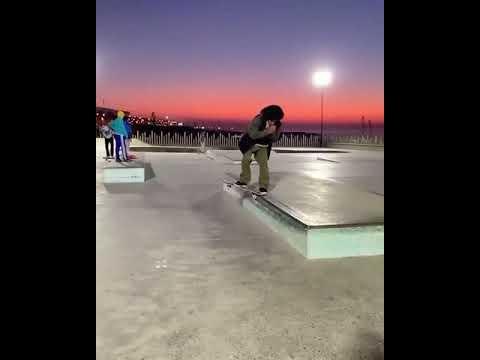 A little 4/20 sesh from @nassimlachhab 💨 | Shralpin Skateboarding