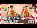 LEBKUCHENHAUS CHALLENGE MIT MEINER MUTTER Vlogmas Tag 9 Vanessa Nicole mp3