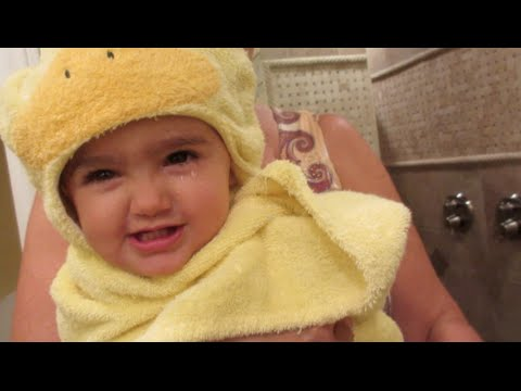 Our Naked Girl Loves Her Shower Time | 08-06-14 video