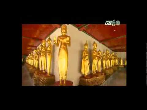 Bảy kỳ quan thế giới Phật giáo - VTC thuyết minh tiếng Việt