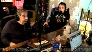 Smoking Before Exercise - Joe Rogan & Joey Diaz