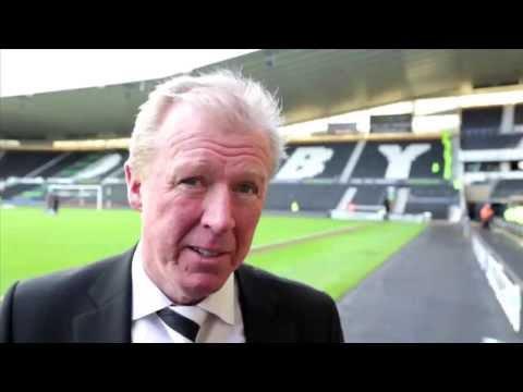 DERBY COUNTY Vs NOTTINGHAM FOREST | Steve McClaren Post Match