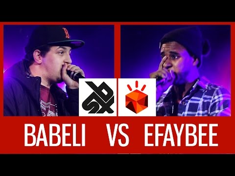 Babeli (ger) Vs Efaybee (fra) | Grand Beatbox Battle 2015 | Semi Final video