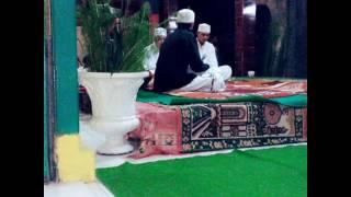 Slide video pengajian keliling bulanan di masjid jami' nurul huda sinagar kaum