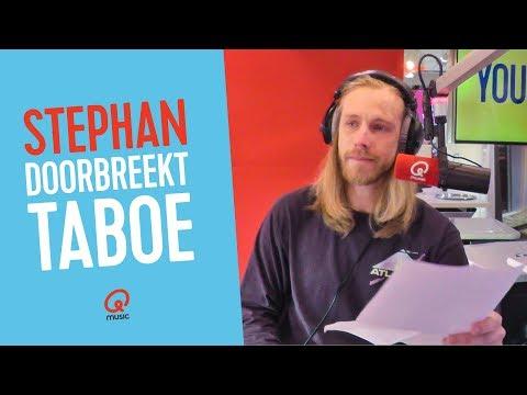 "Stephan doorbreekt taboe: ""Ik voel me gewoon klote"" // Stephan Bouwman"