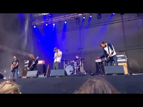 Ghost Brigade - Live @ Tuska Open Air, Helsinki 26.6.2015