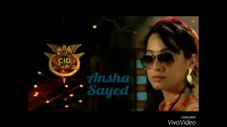 Ansha Sayed - PURVI Disguise Look Video Song - (HD)