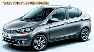 2019 Tata tigor Accessories Video With Music And Prices
