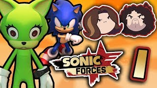 Sonic Forces: The New Chick - PART 1 - Game Grumps