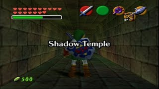 The Legend of Zelda Ocarina of Time Master Quest - Shadow Temple - 55
