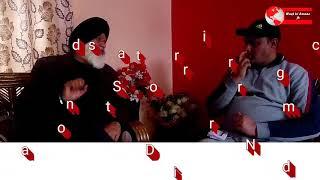 Exclusive interview District  Gurudwara Parbandak Committee Poonch Sardar Narinder Singh