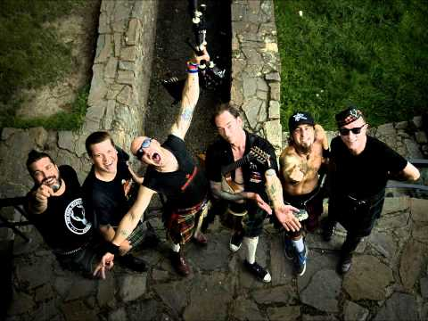 Real Mckenzies - My Luck Is So Bad