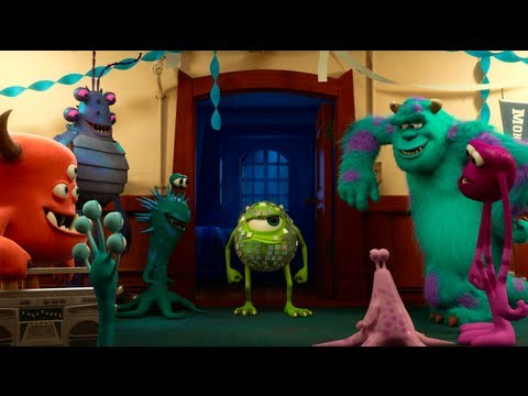 Thumbnail of video Monsters University