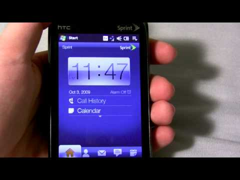 Sprint HTC Touch Pro2 Review: My Favorite Windows Mobile Device To Date