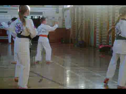 tang soo do training.3GP Image 1
