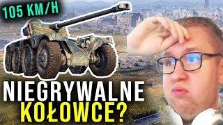 NIEGRYWALNE KOŁOWCE? - World of Tanks