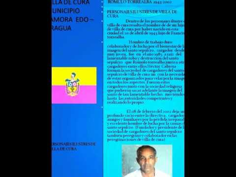 PERSONAS ILUSTRES DE VILLA DE CURA