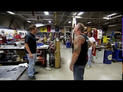 American Chopper - Jasons Wutausbruch
