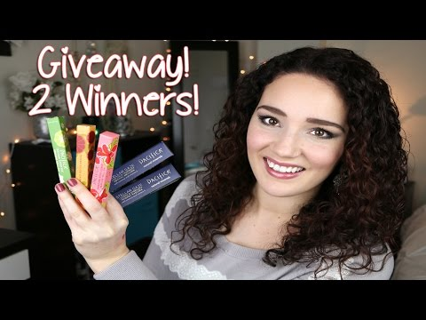 Current Favorites & Pacifica Beauty GIVEAWAY! 2 Winners!