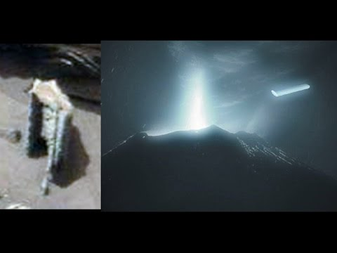 UFO WORLD IN 2016! MARS STARGATE!? HUGE UFO Over Volcano!! These Events Will Shock America! 2016
