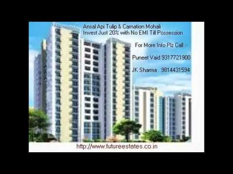 Omaxe Service Apartments in Mullanpur New Chandigarh
