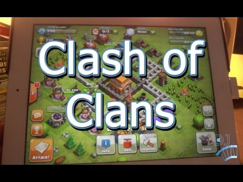 App Review: Clash of Clans & Tips + Tricks