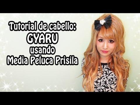 Tutorial de cabello Gyaru! (como cuido mi cabello)