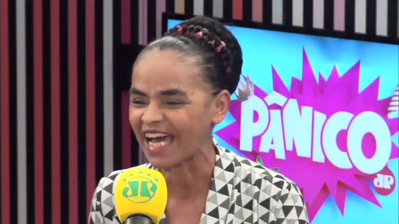 Emílio Surita diz que Marina terá problemas ano que vem, na Presidência. Rs!