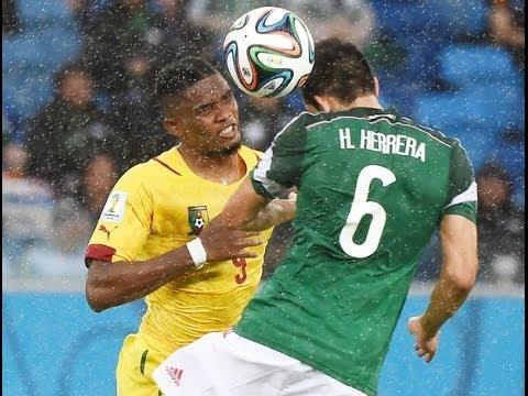 México 1 x 0 Cameroun - Todos Los Goles - Fifa World Cup 2014 - 13/06/2014 HD