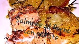 Cucinare salmone al